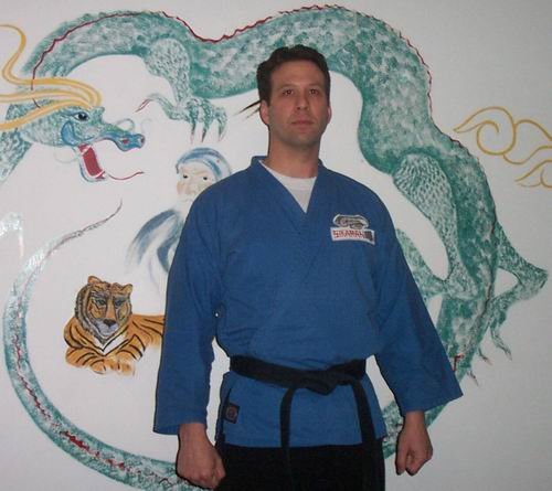 Master Wayne St.Jacques